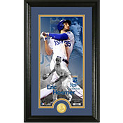 Highland Mint Kansas City Royals Eric Hosmer Supreme Bronze Coin Photo Mint