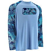 Huk Men's Performance Kryptek Raglan Long Sleeve Shirt