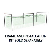 Jugs N2910 #10 Fastpitch Softball Batting Cage Net (119 lb.)