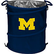 Michigan Wolverines Trash Can Cooler