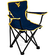 West Virginia Mountaineers Toddler Logo Chair