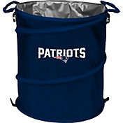 New England Patriots Trash Can Cooler