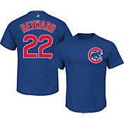 Majestic Youth Chicago Cubs Jason Heyward #22 Royal T-Shirt