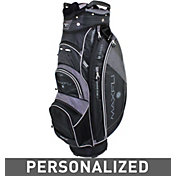 Maxfli U/Series 4.0 Personalized Cart Bag - Black/Grey