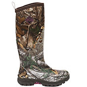 Muck Boots Women's Arctic Hunter Tall Realtree Xtra Rubber Hunting Boots