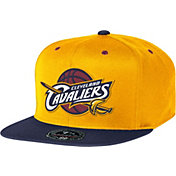 Mitchell & Ness Men's Cleveland Cavaliers 2-Tone Hi-Crown Fitted Hat