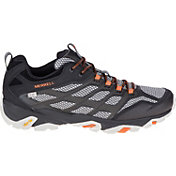 Merrell Men's Moab FST Low Waterproof Hiking Shoes