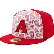 New Era Men's Arizona Diamondbacks 59Fifty 2016 4th of July Authentic Hat