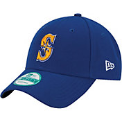 New Era Men's Seattle Mariners 9Forty Royal Adjustable Hat