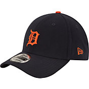 New Era Men's Detroit Tigers 39Thirty Alternate Classic Navy Flex Hat