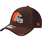 New Era Men's Cleveland Browns 39Thirty Neo Brown Stretch Fit Hat