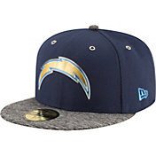 New Era Men's San Diego Chargers 2016 NFL Draft 59Fifty Navy Fitted Hat