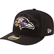 New Era Men's Baltimore Ravens Sideline 2016 59Fifty On-Field Fitted Hat