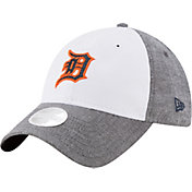New Era Women's Detroit Tigers 9Twenty Sparkle Shade White/Grey Adjustable Hat