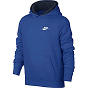 Nike Boys' Sportswear Club Cotton Fleece Hoodie