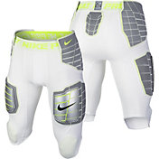 Nike Men's Pro Combat Hyperstrong 3.0 Hard Plate 3/4 Girdle