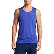 Nike Men's Dry Miler Sleeveless Running Shirt
