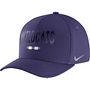 Nike Men's Kansas State Wildcats Purple Seasonal Swoosh Flex Classic99 Hat
