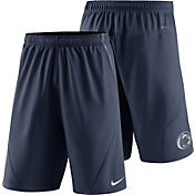 Nike Men's Penn State Nittany Lions Blue Fly XL 5.0 Football Sideline Shorts