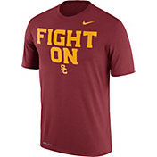 Nike Men's USC Trojans Cardinal 'Fight On' Authentic Local Legend T-Shirt
