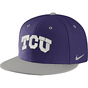 Nike Men's TCU Horned Frogs Purple True Adjustable Performance Hat