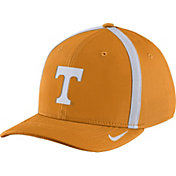 Nike Men's Tennessee Volunteers Tennessee Orange Aerobill Swoosh Flex Classic99 Football Sideline Hat