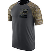 Nike Men's Buffalo Bills Salute to Service 2016 Anthracite Performance T-Shirt
