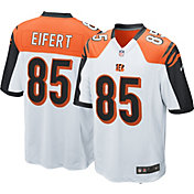 Nike Men's Away Game Cincinnati Bengals Tyler Eifert #85 Jersey