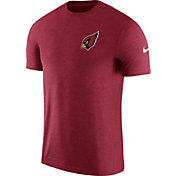 Nike Men's Arizona Cardinals Sideline 2017 Coaches Performance Red T-Shirt