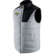 Nike Men's Jacksonville Jaguars Sideline 2016 Player Black Vest