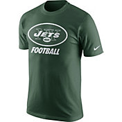 Nike Men's New York Jets Facility Green T-Shirt