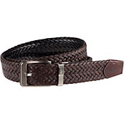 Nike Men's Reversible Braided Belt