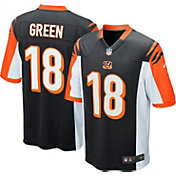 Nike Toddler Home Game Jersey Cincinnati Bengals A.J. Green #18