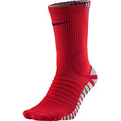 Nike GRIP Strike Cushioned Crew Football Socks