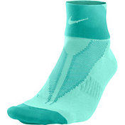 Nike Elite Running Lightweight Quarter Sock