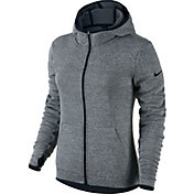 Nike Women's Therma Hypernatural Zip-Up Training Hoodie