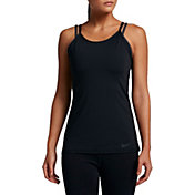 Nike Women's Dry Elastika V-Back Training Tank Top