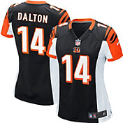 Nike Women's Home Game Jersey Cincinnati Bengals Andy Dalton #14