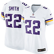 Nike Women's Away Game Jersey Minnesota Vikings Harrison Smith #22
