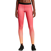 Nike Women's Pro Hyperwarm Fade Printed Tights