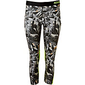 Nike Women's Pro Cool Palm Printed Capris