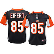 Nike Toddler Home Game Jersey Cincinnati Bengals Tyler Eifert #85