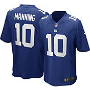 Nike Youth Home Game Jersey New York Giants Eli Manning #10