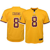 Nike Youth Color Rush Game Jersey Washington Redskins Kirk Cousins #8