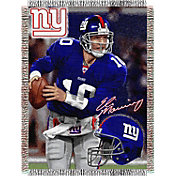Northwest New York Giants Eli Manning Player Blanket