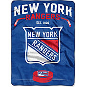 Northwest New York Rangers 60' x 80' Blanket