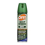 OFF! Deep Woods Dry Insect Repellent