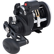 PENN Rival Level Wind Line Counter Conventional Reels