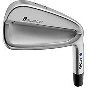 PING iBlade Blue Dot Irons – (Steel)