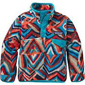 Patagonia Toddler Boys' Synchilla Snap-T Pullover Fleece